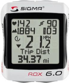 Велокомпьютер Sigma Sport ROX 6.0