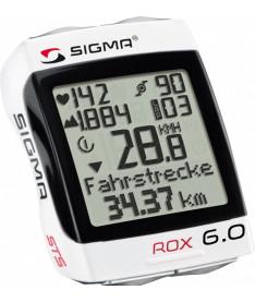 Велокомпьютер Sigma Sport ROX 6.0 CAD