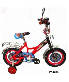 Велосипед 2-х колесный Profi Trike P1431 красный