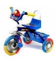 Велосипед 3-х колесный BAMBI B2-1/6010 (сине-голубой)