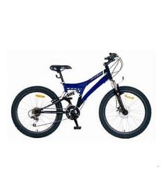 Велосипед Totem Spirit 26 (красный, зеленый)