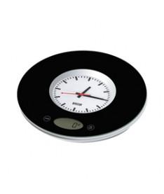 Весы-часы кухонные электронные MYSTERY MES-1814