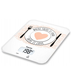 Весы кухонные электронные Beurer KS 19 Love