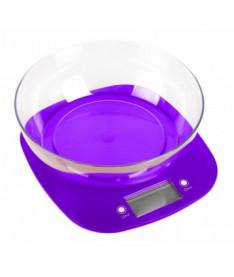 Весы кухонные электронные Magio MG-290, фиолетовый