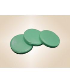Воск для депиляции горячий в дисках зеленый (Xanitalia)