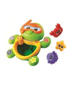 Vtech Игрушка развивающая для игр в ванне Черепаха