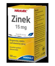 Walmark Цинк N30 таблетки 15 мг Чешская республика