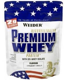WEIDER Premium Whey  500 g пакет