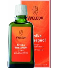 Weleda Массажное масло Арника (Arnika Massageol) 100мл