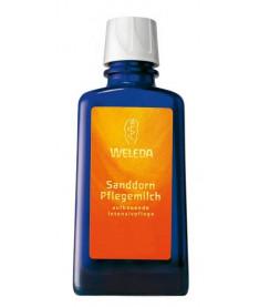 Weleda Облепиховое молочко для тела (Sanddorn Pflegemilch) 200 ml