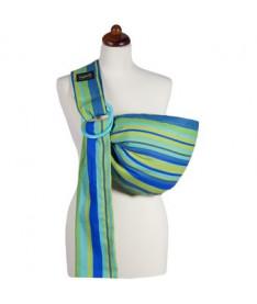 Womar Zaffiro 16 - голубой-зеленый (ремены) - цвет 21 Слинг