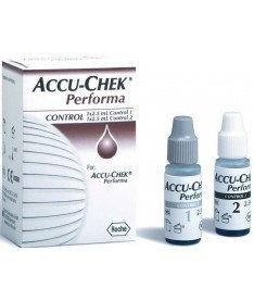 Accu-Chek Performa Control Контрольный раствор