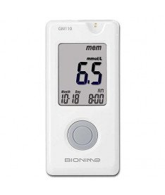 Акционный глюкометр GM 110 Rightest (без тест-полосок внутри) Bionime