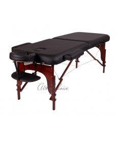 Art of choice HQ21-BAS черный Массажный стол