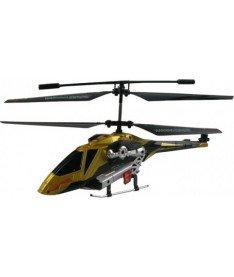 Auldey PHANTOM FORWARD контроль высоты (золотой,20см,с гироскоп.,3канала) Вертолет радиоупр-ый