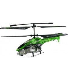 Auldey PHANTOM SCOUT (контроль высоты,зеленый,20см,с гироскоп.,3канала) Вертолет радиоупр-ый