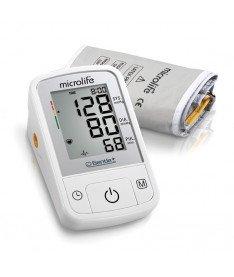 Автоматический тонометр Microlife BP A2 Basic+ адаптер (Швейцария)