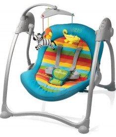 Baby Design Loko-05 (turq.) Шезлонг