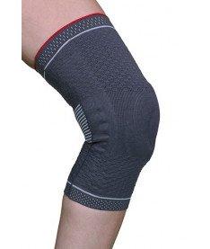 Бандаж для коленного сустава 3D-вязка Armor ARK9103 (с силиконовым кольцом и спиральными стальными ребрами жесткости)