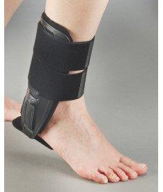 Бандаж на голеностопный сустав сильной фиксации с гелевыми вставками Aurafix 410