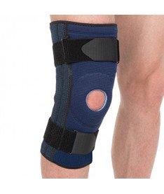 Бандаж на коленный сустав, неразъемный с 4-мя пружинными ребрами Тривес Evolution Т-8591