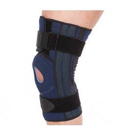 Бандаж на коленный сустав, полуразъемный  с 4-мя пружинными ребрами Тривес Evolution Т-8592