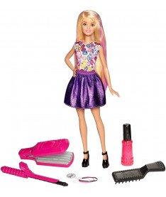 Барби - Набор цветные локоны, Barbie D.I.Y. Crimps & Curls Doll