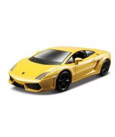 Bburago LAMBORGHINI GALLARDO LP560-4 (2008) (желтый металлик,1:32) Авто-конструктор (1:32,1:43)