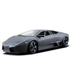 Bburago LAMBORGHINI REVENTON (серый металлик,1:24)  Авто-конструктор (1:24)