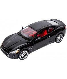 BburagoBijoux MASERATI GRANTOURISMO (2008) (ассорти черный,серебристый,1:24) Автомодель (1:24)