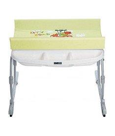 CAM Пеленальный столик IDRO BABY (без ванночки) салатовый