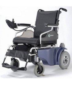 Comfort LY-EB 103 Инвалидная коляска с электроприводом (облегченная)  (Тайвань)