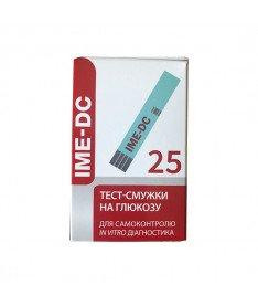 Диагностические тест-полоски IME-DC, 25 шт.