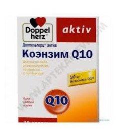 Доппельгерц Актив Коэнзим Q10 капсулы N30