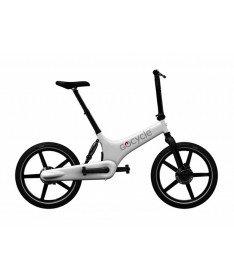 Электровелосипед GoCycle G3 (белый)