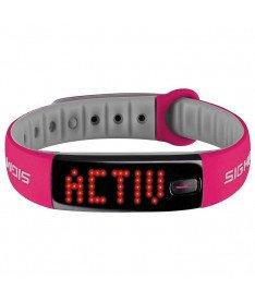 Фитнес-браслет Sigma Sport Activo Pink/Gray