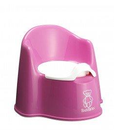 Горшок-кресло Baby Bjorn Potty Chair pink