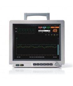 Heaco G9L Анестезиологический монитор , дисплей 15 дюймов, комплектация: ЭКГ, ЧСС, ЧДД, SPO2, неинвазивное АД, температура 2 датчика, индекс глубины наркоза (технология SCI), без принтера
