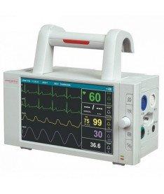Heaco Монитор пациента PRIZM5, комплектация: ЭКГ, ЧСС, ЧДД, SPO2, индекс перфузии, неинвазивное АД