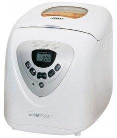 Хлебопечка Clatronic BBA 2605 white