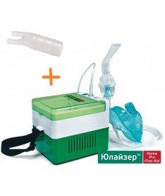 Ингалятор компрессорный Ulaizer First Aid + канюля для носа (Украина)