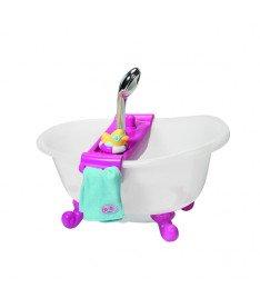 Интерактивная ванночка для куклы BABY BORN Zapf, ЗАБАВНОЕ КУПАНИЕ