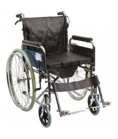 Инвалидная коляска Heaco Golfi G120 с санитарным оснащением