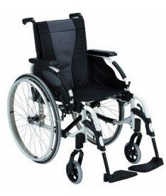 Инвалидная коляска  облегченная Invacare Action 3 NG Plus (Германия) + насос в комплекте!