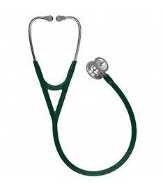 Кардиологический стетоскоп 3M Littmann Cardiology IV темно-зеленый