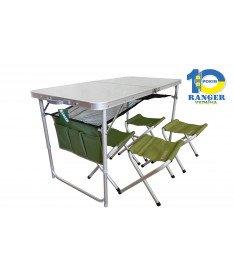 Комплект для пикника Ranger ST-003 (TA 21407+FS21124)