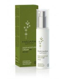 Крем для глубокого увлажнения кожи лица Madara Deep moisture cream, 50 мл