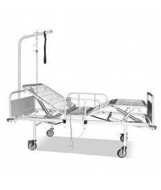 Кровать функциональная 4-х секционная с двумя электроприводами и регулировкой по высоте КФ-4Э2 Завет