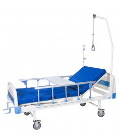 Кровать механичесчая медицинская четырехсекционная Биомед HBM-2M