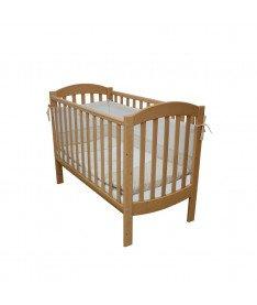 Кроватка детская Верес Соня ЛД10 без колес на ножках бук